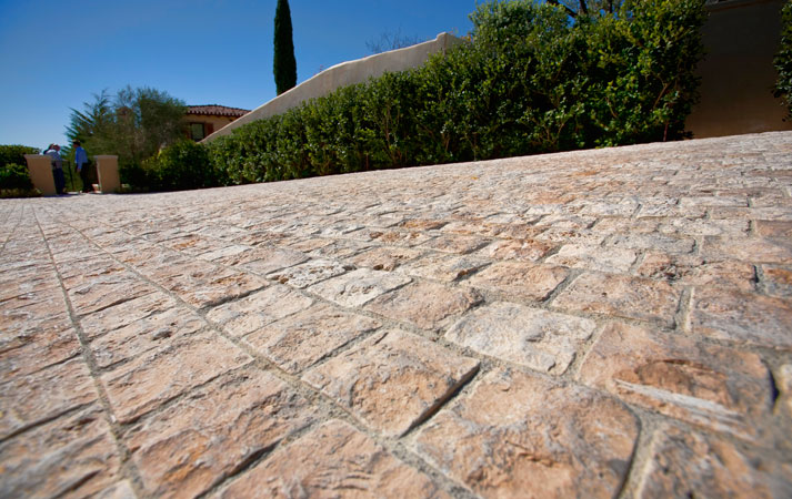 Classic Italian Travertine Honed